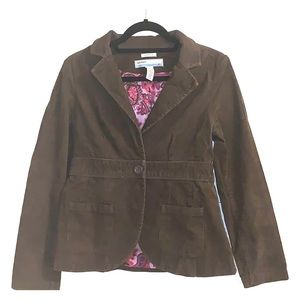 Brown Old Navy Maternity jacket